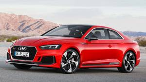 Audi RS 5 Coupé 2017 (fotos)