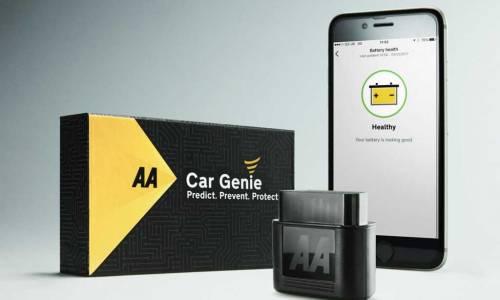 Car Genie, el dispositivo que te avisa antes de que tu coche se rompa