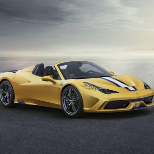 Los 10 mejores Ferrari de la historia