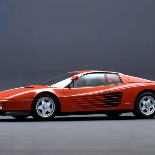 Ferrari ya no tiene los derechos sobre el nombre Testarossa