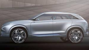 Hyundai FE Fuel Cell Concept (fotos)