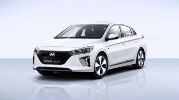 Hyundai Ioniq plug-in 2017