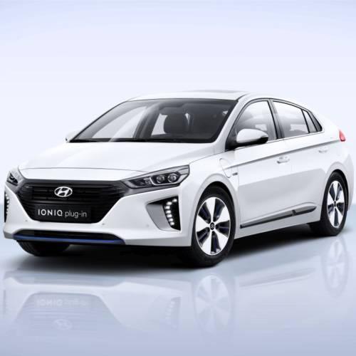 Hyundai Ioniq Plug-in, precios para España