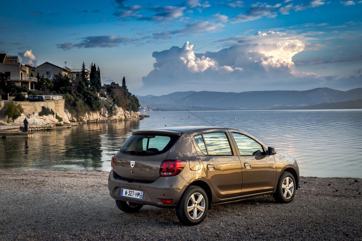 Dacia Sandero, por 8.430 euros