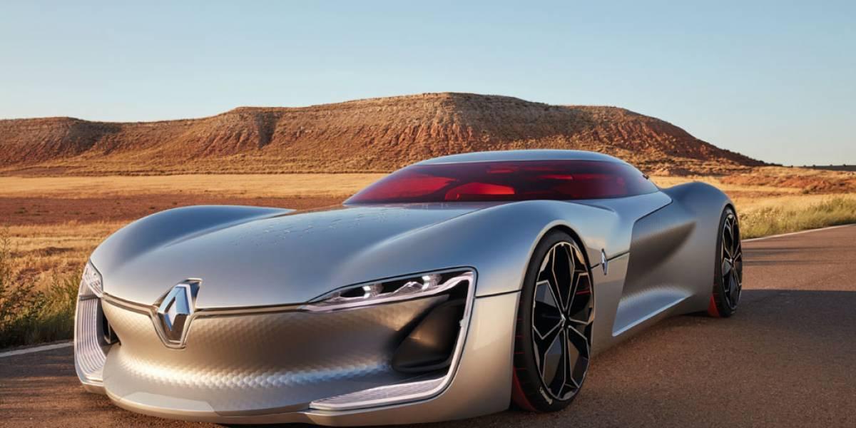 Los 10 concepts eléctricos y de pila de combustible más espectaculares