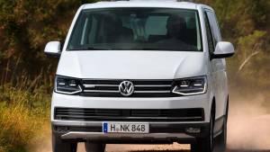 Volkswagen Multivan Outdoor Panamericana (fotos)