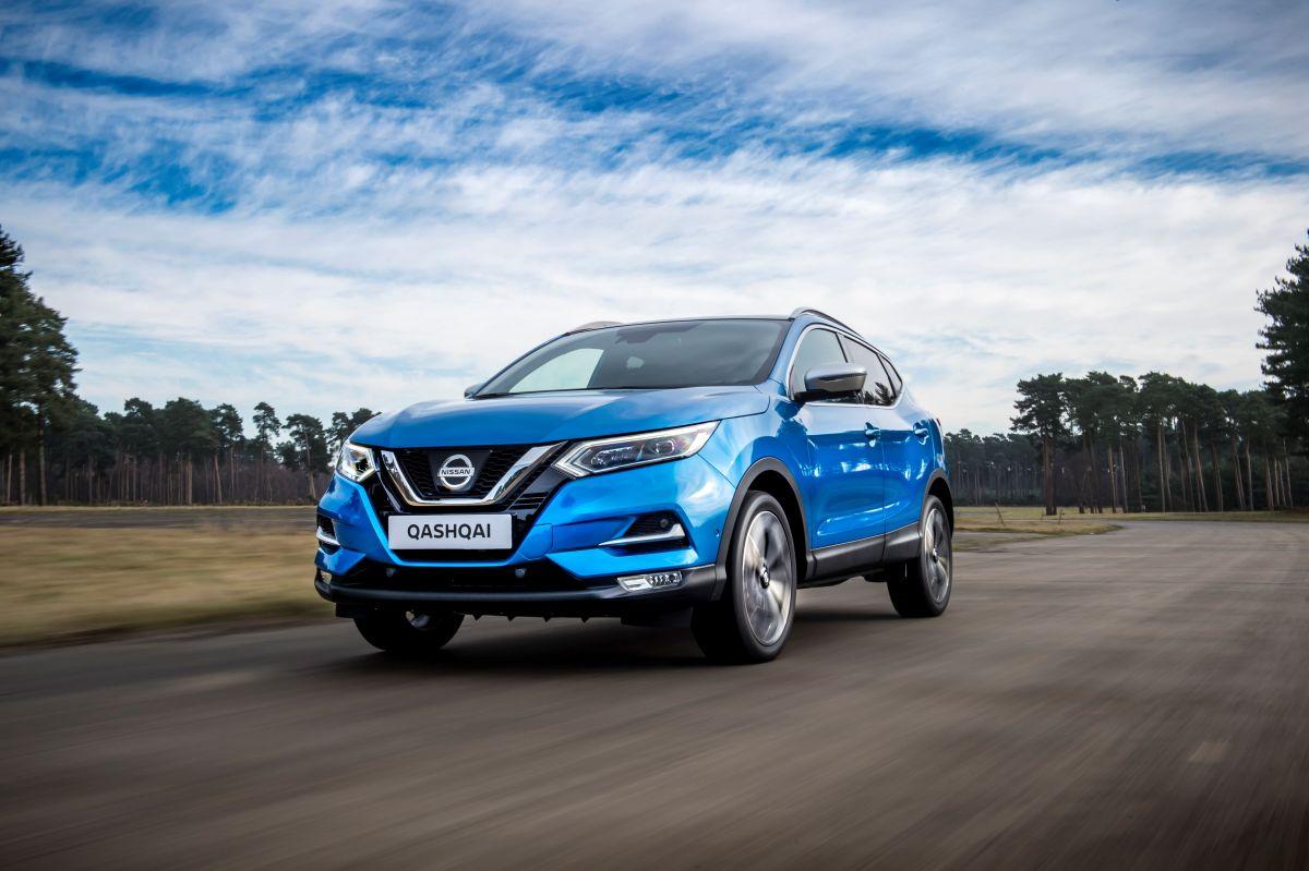Nissan Qashqai 2017 (fotos)