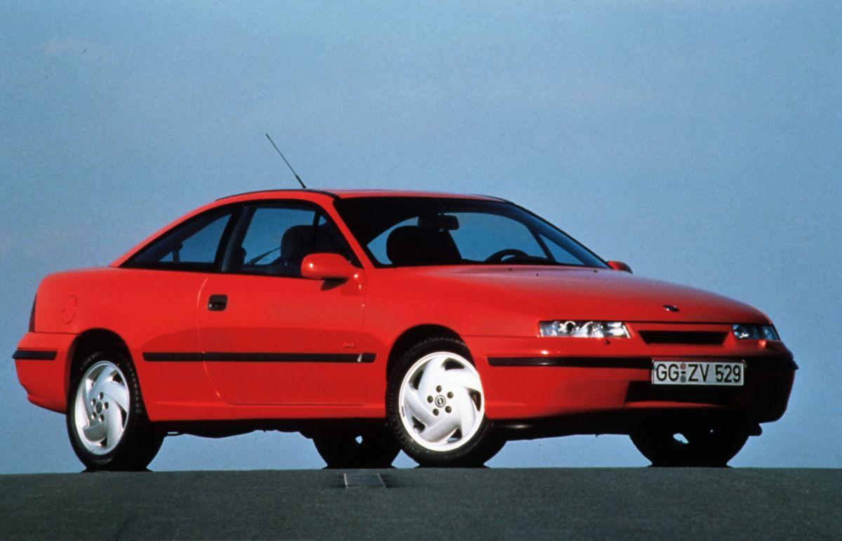 Opel Calibra Turbo