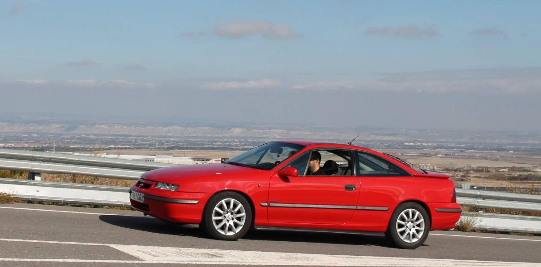Opel Calibra Turbo: historia, modelos y prueba