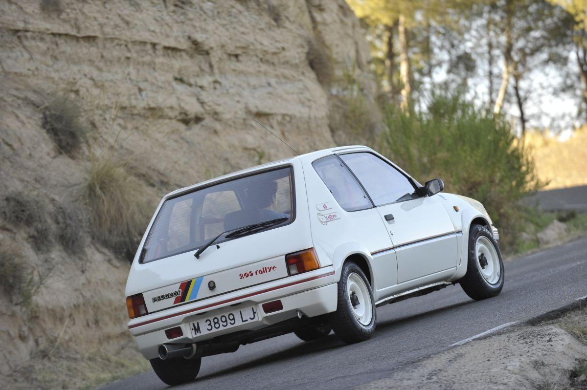 Peugeot 205: historia, modelos y prueba (fotos)