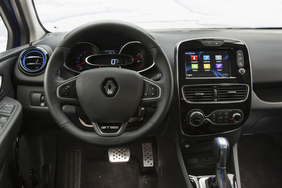 Renault Clio TCE 120 EDC