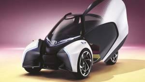 Toyota i-Tril Concept (fotos)