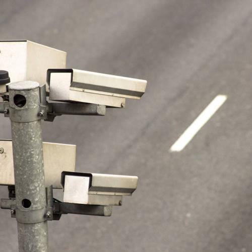 España, el segundo país con más radares por kilómetro en Europa