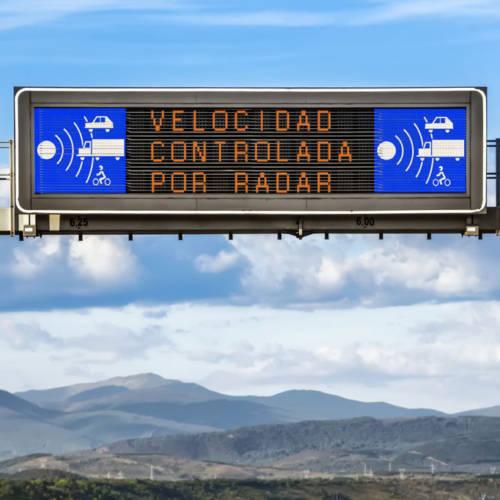 Radares: estos son los 25 que más multan en España