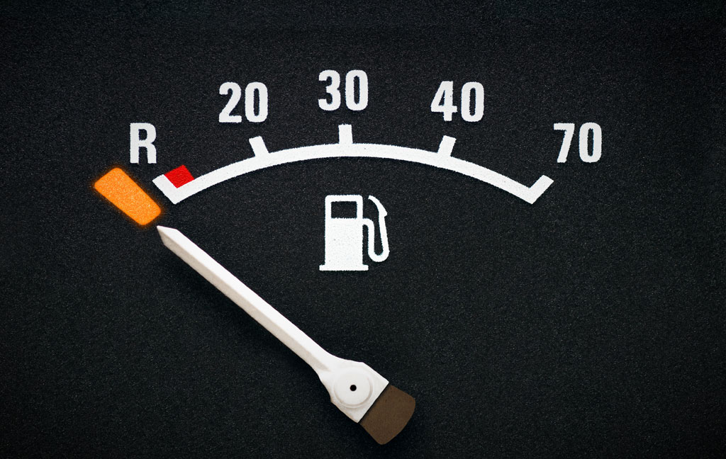 reserva combustible