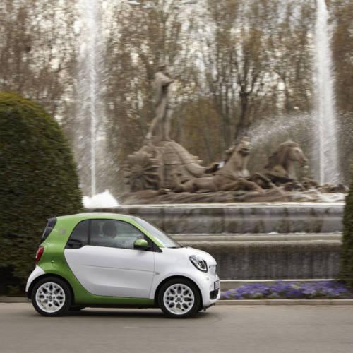 smart electric drive, primera prueba: hasta 160 km de autonomía