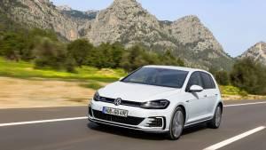 Volkswagen Golf GTE 2017, primera prueba (fotos)