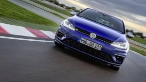 Volkswagen Golf R 2017, prueba (fotos)