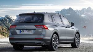 Volkswagen Tiguan Allspace 2017 (fotos)