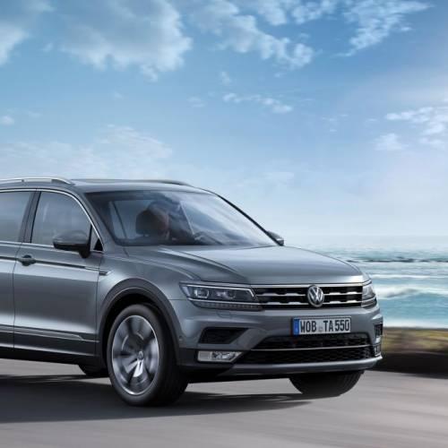 Volkswagen Tiguan Allspace: precios en España