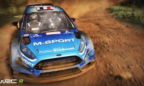 Sorteamos 5 juegos WRC 6 para PS4