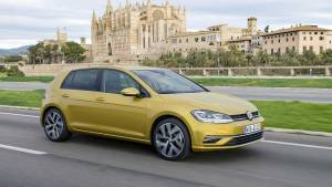 Los 20 coches más vendidos de marzo en Europa (fotos)