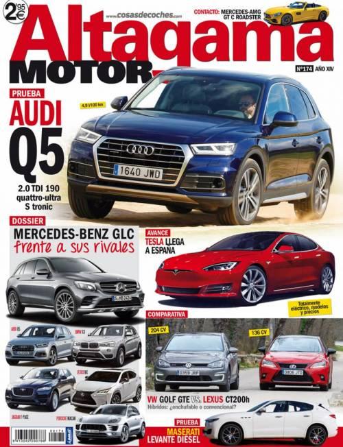 Revista Altagama Motor Número 174