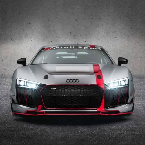 Audi R8 LMS GT4, el nuevo carreras-cliente de Audi Sport