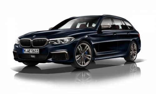 BMW M550d xDrive, el 6 cilindros diésel más potente del mundo
