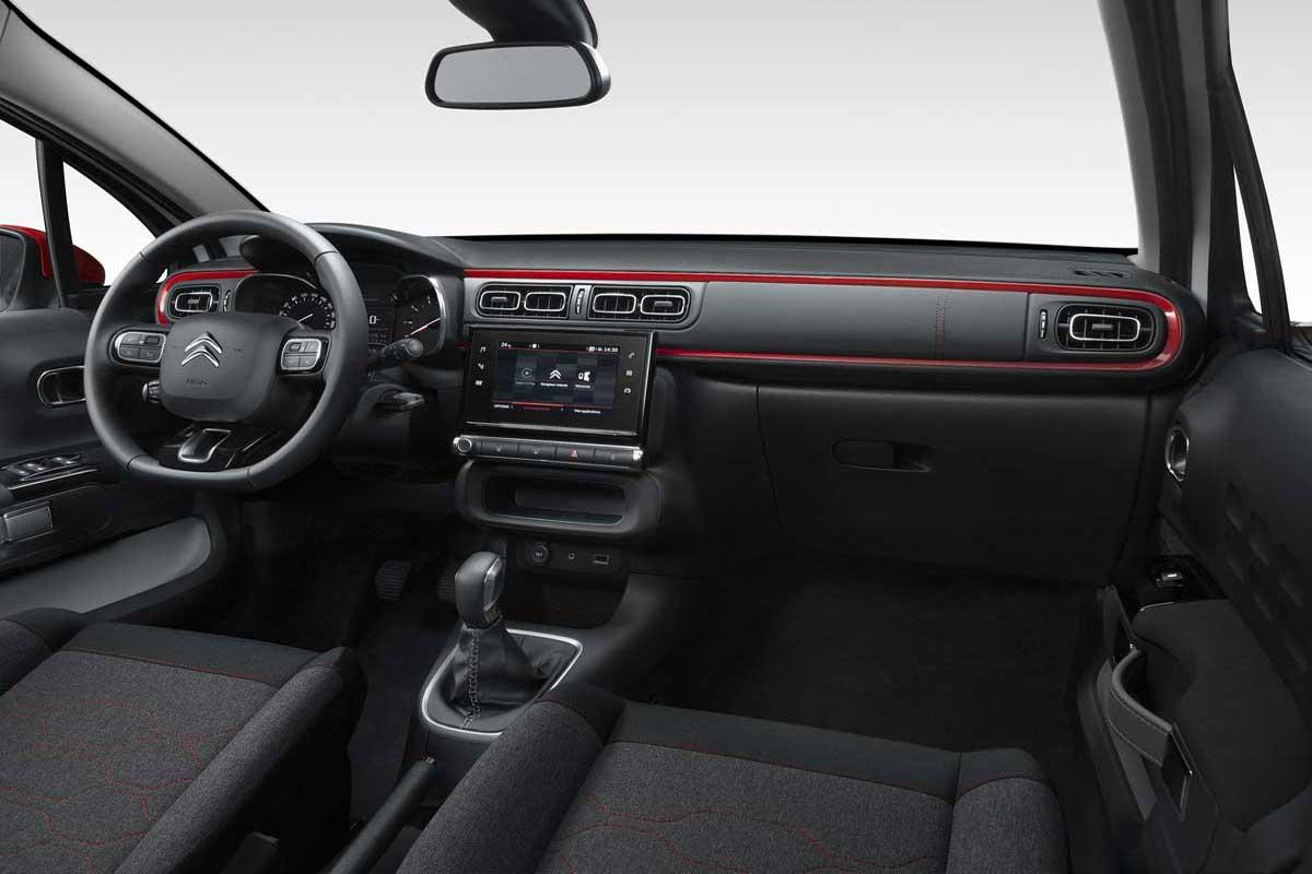 citro n c3 puretech 110 cv shine prueba real cosas de coches. Black Bedroom Furniture Sets. Home Design Ideas