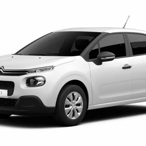 Citroën C3 Comercial, la solución para empresas
