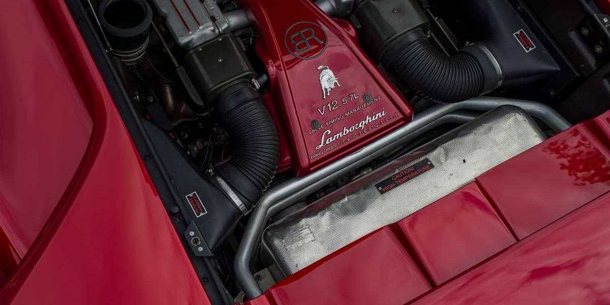 Los coches con los motores más grandes