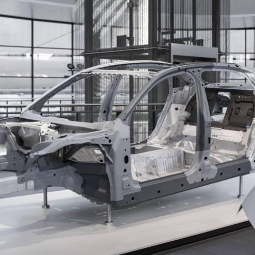 El nuevo Audi A8 2017 será referente ¡¡en su chasis y carrocería!!