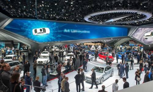 Peugeot, Jeep, Fiat, Alfa Romeo, DS, Nissan e Infiniti no irán al Salón de Frankfurt 2017
