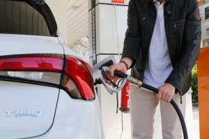 Fiat Tipo 2017 GLP, prueba real