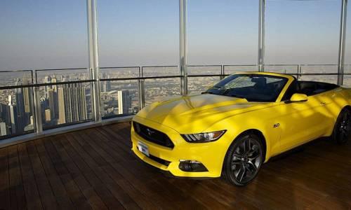 El Ford Mustang, el deportivo más vendido del Planeta