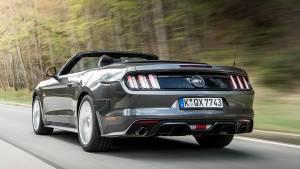 Ford Mustang, éxito de ventas internacional (fotos)