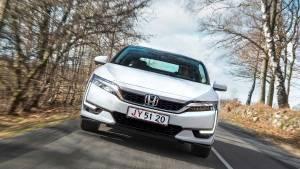 Honda Clarity Fuel Cell 2017 (fotos)