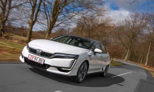 Honda Clarity Fuel Cell 2017, Europa como objetivo