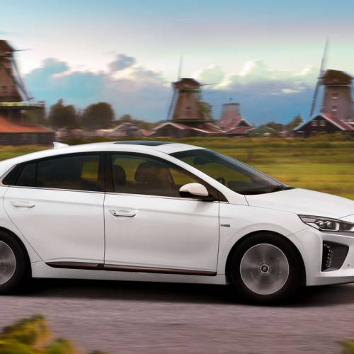 Hyundai IONIQ Electric, primera prueba