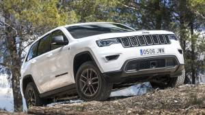 Jeep Grand Cherokee 2017 (fotos)