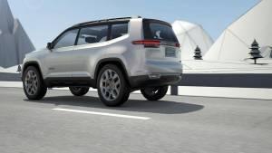 Jeep Yuntu Concept (fotos)