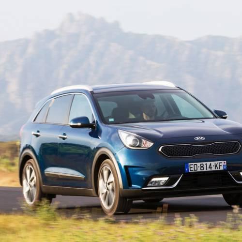 Los coches híbridos más baratos del mercado