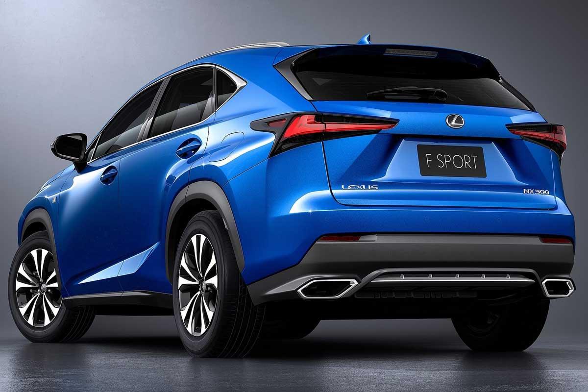 Lexus Nx 2018 Mejoras Para El Suv De Lujo Cosas De Coches