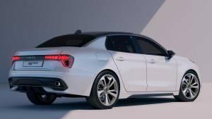 Lynk & CO 03 Sedan Concept (fotos)