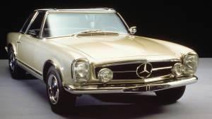 Los 10 coches clásicos más populares de Europa (fotos)
