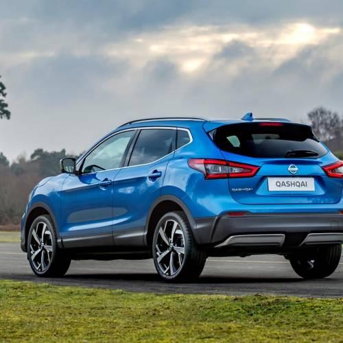 Los 15 SUV más vendidos en Europa el mes de marzo