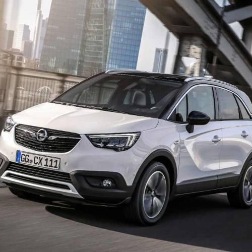 Opel Crossland X, los precios de su gama en España