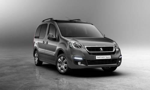 Peugeot Partner Tepee Style, más equipamiento y tecnología