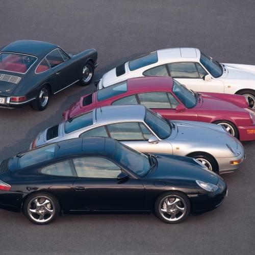 Los 10 coches clásicos más populares de Europa